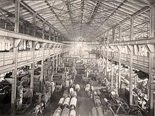 what is a machine shop