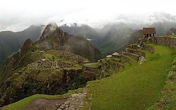 Machu Picchu Décembre 2006 - Panorama 2.jpg