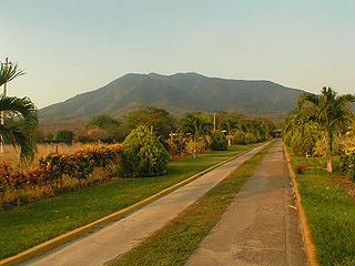 Maderas Volcano in Nicaragua