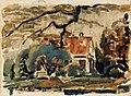 Magnus Enckell - Taiteilijan huvila Kilossa (1921).jpg