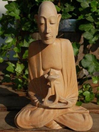Chan Buddhism - Image: Mahakasyapa
