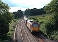 Mail train east of Ivybridge - geograph.org.uk - 1140483.jpg