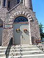 Main St 168, First United Methodist Church, Penn Yan HD 02.JPG