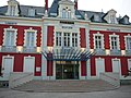 Mairie Montceau-les-mines nuit.JPG