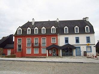 Telgruc-sur-Mer - The town hall in Telgruc-sur-Mer