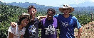 Raleigh International organization