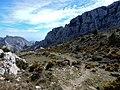 Malla de Llop from Famoca hike (26314024714).jpg