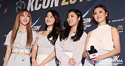 Mamamoo at KCON New York 2016.jpg