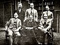 ManagIng director and film directors of Stoll Pictures in London, 1920.jpg