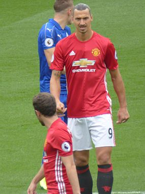 Manchester United v Leicester City, September 2016 (10).JPG
