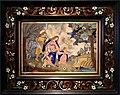 Manifattura medicea granducale, ritorno dalla fuga in egitto, 1620 ca.jpg