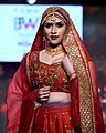 Mannara walks the ramp at the IBFW 2017 (04).jpg