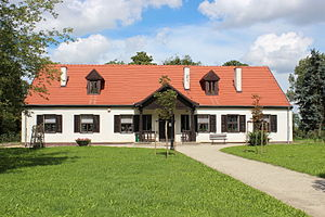 Maria Dąbrowska - Family manor in Russów, where Maria Dąbrowska was raised
