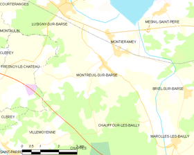 Map commune FR insee code 10255.png