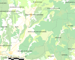 Map commune FR insee code 26195.png