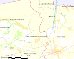 Map commune FR insee code 35270.png