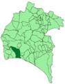 Map of Cartaya (Huelva).png