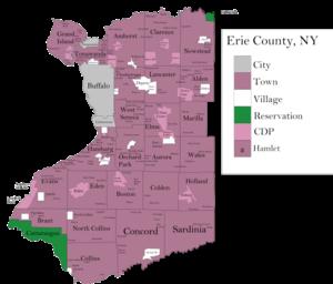 Erie County New York Wikipedia