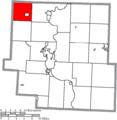 Map of Muskingum County Ohio Highlighting Jackson Township.png