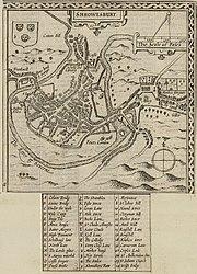 Map of Shrewsbury town 01946