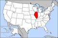 Map of USA highlighting Illinois.png