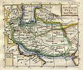 Map of persia by robert morden 1688.jpg