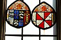 Mapperton Church C16 Stained Glass Roundels (3) - geograph.org.uk - 868322.jpg