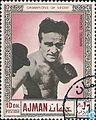 Marcel Cerdan 1969 Ajman stamp.jpg