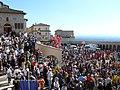 Marcia per la pace Perugia Assisi 2014. - panoramio.jpg