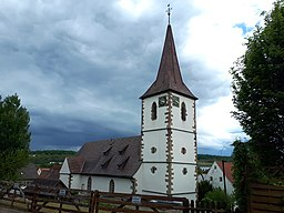 Margaretenkirche Aldingen Remseck
