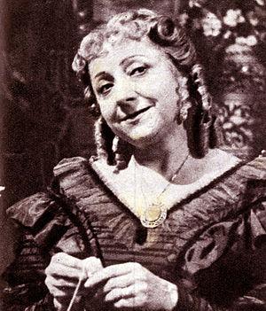 Margherita Bagni - Margherita Bagni in 1958
