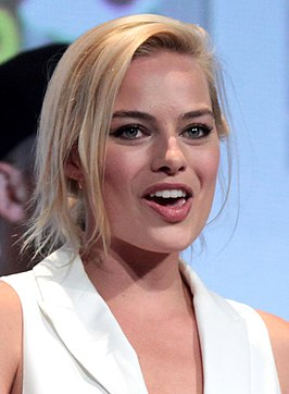 Margot Robbie in 2015