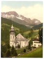 Maria Gern, general view, Upper Bavaria, Germany-LCCN2002696252.tif