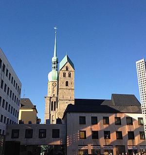 Marienkirchhof Dortmund