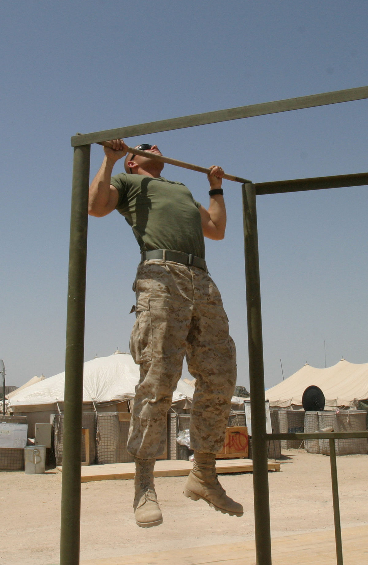 Pull-up (exercise) - Wikipedia