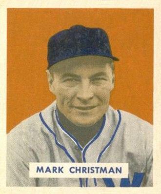 Mark Christman - Image: Mark Christman