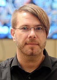 Markus Heitz - Lucca Comics & Games 2014 1.JPG