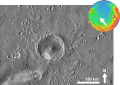 Martian crater Pettit based on day THEMIS.png