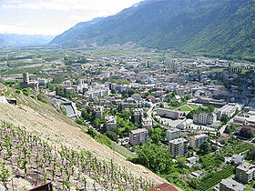 Image illustrative de l'article Martigny