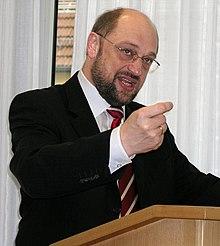 Martin Schulz nel 2006