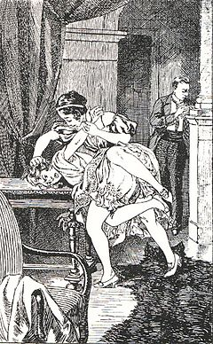 Martin van Maele - La Comtesse au fouet 04