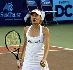 Martina Hingis playing in 2011.jpg