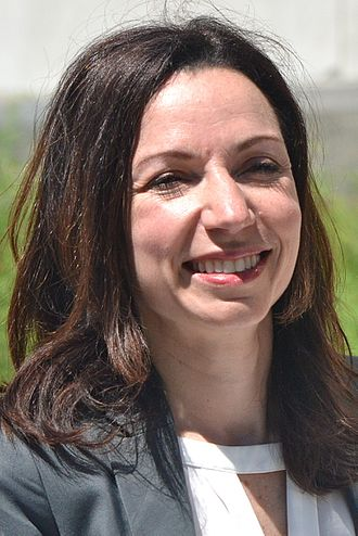 43rd Canadian federal election - Image: Martine Ouellet 2016 06 30 B cropped