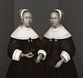 Mary A Waters Dutch Sisters 190x200cm oil on linen 2014.jpg