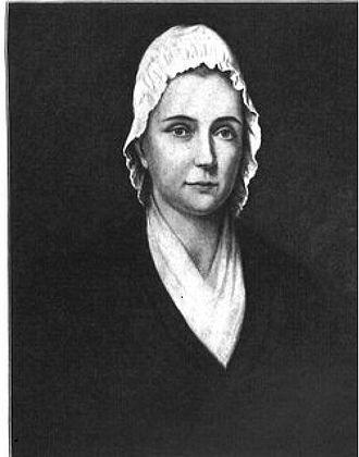 Thomas Marshall (Virginia politician, born 1730) - Mary Randolph Keith
