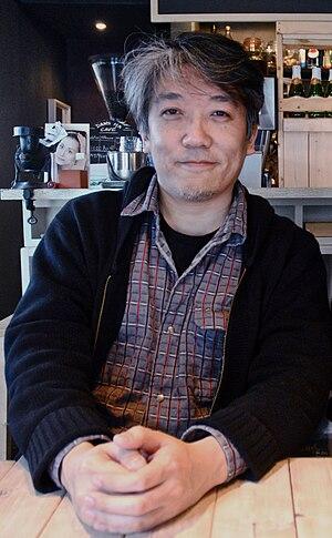 Masashi Hamauzu - Hamauzu in 2012