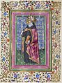 Master of Isabella di Chiaromonte - Leaf from Book of Hours - Walters W328173V - Detail.jpg