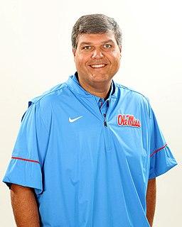 Matt Luke (American football) American football coach