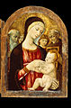 Matteo di Giovanni - Madonna and Child with Saints and Angels - Walters 371038.jpg