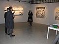 Matthias Zimmermann (Medienkünstler) Ausstellung 5.JPG